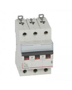 Int Automático 3X10A C 6-10Ka Legrand