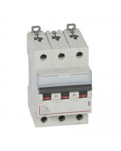 Int Automático 3X16A C 6-10Ka Legrand