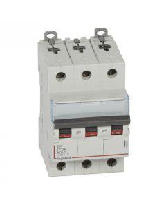 Int Automático 3X25A C 6-10Ka Legrand