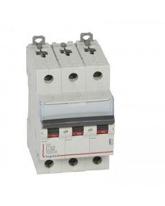 Int Automático 3X32A C 6-10Ka Legrand