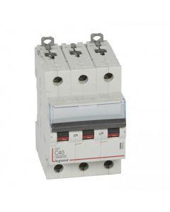 Int Automático 3X40A C 6-10Ka Legrand