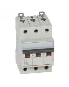 Int Automático 3X63A C 6-10Ka Legrand