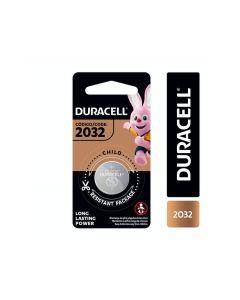 Pilas Boton Duracell 3V (Tipo 2032) Pack 1 Unidad