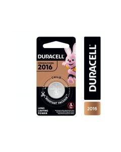 Pilas Boton Duracell 3V (Tipo 2016) Pack 1 Unidad