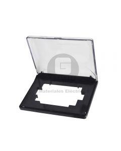 Placa Hidrobox Triple Sinthesi Transparente S17