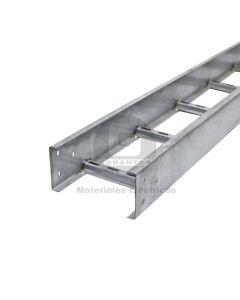 Escalerillas Recta NormAluminio Galv. 200X100Mm