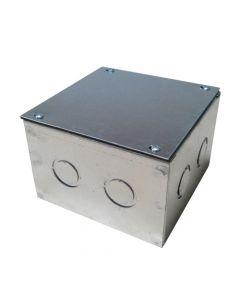 Caja B-15 Galv. (150X150X100) 1/2-3/4-1