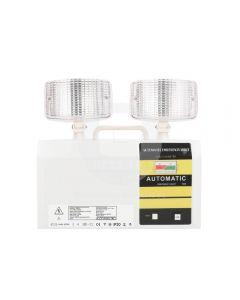 Equipo Emergencia LED Ekoled 2x3W (2 Focos) Ekoline
