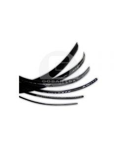 Tubo Termocontraíble DRS 2.5 (2.5-1.2 mm) Negro Ekoline