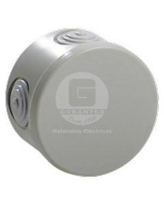 Caja Estanca Circular EP048 (84x50 mm) C/Conos Ide