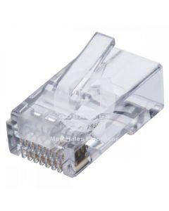 Conector RJ-45 8 Contactos Ekoline