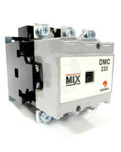 Contactor DMC 220 230A Bobina 220V 2A2C Donga