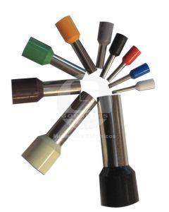 Terminal Pin 16 mm2 Marfil Ekoline