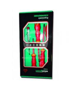 Set Destornilladores Aislados 5 PCS Whirlpower