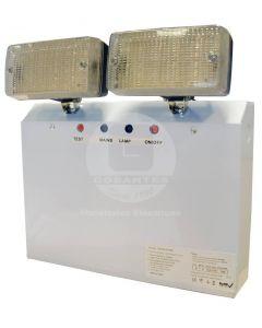 Equipo Emergencia LED Pro 2x3W (2 Focos) Ekoline