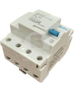 Interruptor Diferencial 4 x 63A 30MA Ekoline