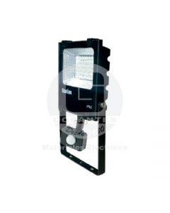 Proyector de Area LED Ekoled C/Sensor 10W Luz Fría Ekoline