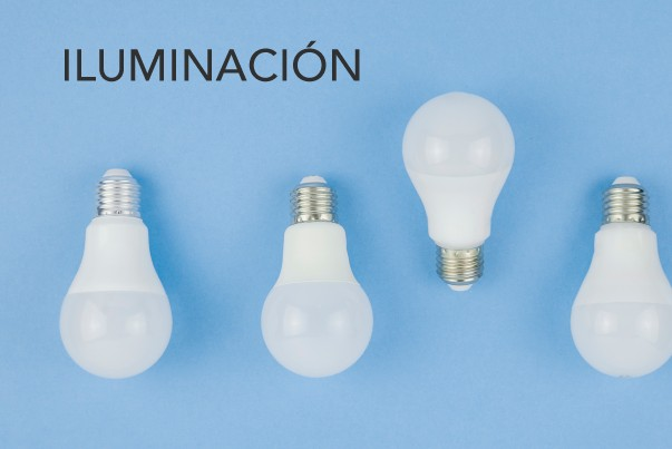 Ver los productos para mas iluminación